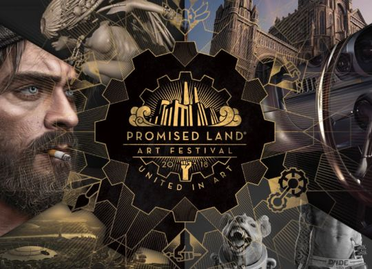 Promised Land Art Festival